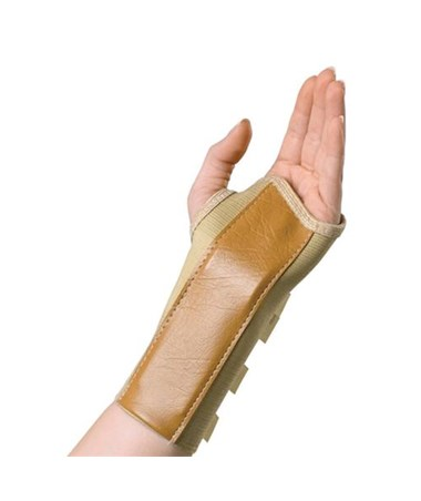 Elastic Wrist Splints - Plain Box CURORT19100LS-