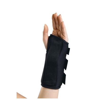 Nylon Wrist Splint - Plain Box CURORT19400LS-