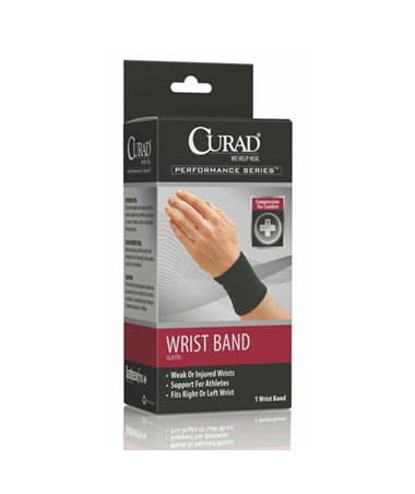 Elastic Wrist Bands CURORT19500SDH-