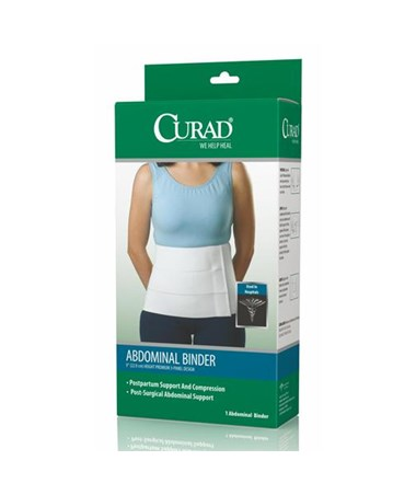 Curad Tri-Panel Abdominal Binder Retail