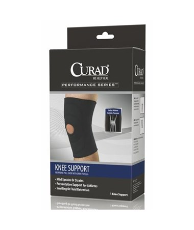 Curad Open Patella Knee Support
