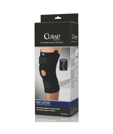 U-Shaped Hinged Knee Support CURORT23220SDH-