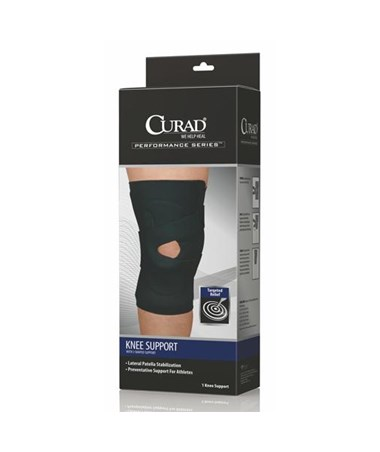 J-Buttress Knee Supports CURORT23250RSDH-
