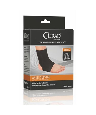 Neoprene Open Heel Ankle Supports CURORT26200SDH-