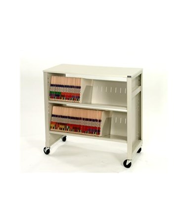 Datum FileCart™ - 2-Shelf with Laminate Top DATBFC-2L