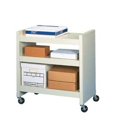 Datum FileCart™ - 3-Shelf Utility Cart