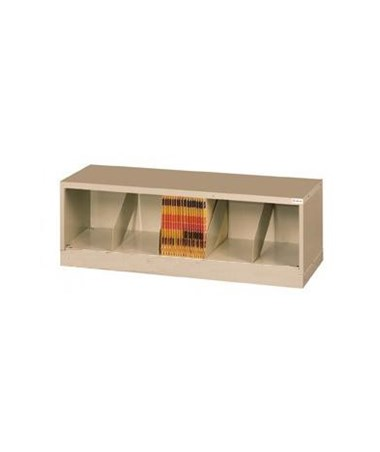 Datum ThinStak™ Letter-Size Open Shelf Filing System - 1 Tier