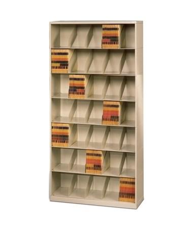 ThinStak High Capacity Open Shelf Filing System SO36LT8