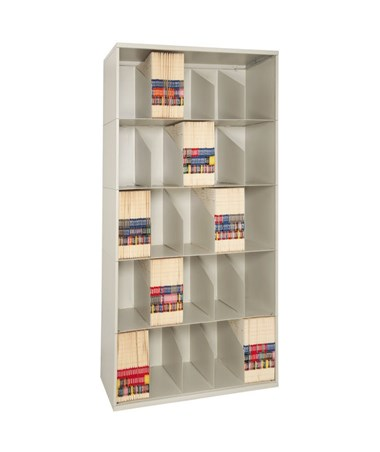 ThinStak™ Open Shelf X-Ray Filing System - 5 Shelves DATSO36XR5A