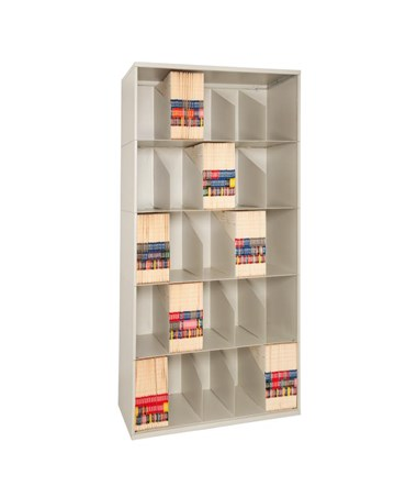 Datum ThinStak™ Open Shelf X-Ray Filing System - 5 Shelves