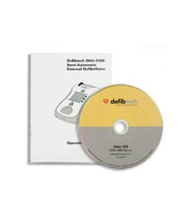 Customer Documentation CD for Lifeline Series AEDs DEFDAC-2540