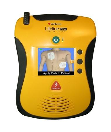 Lifeline View AED DEFDCF-A2310EN