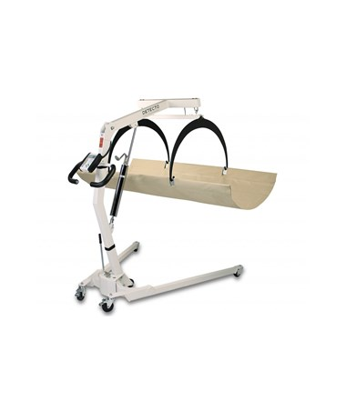 Pediatric Stretcher for Portable In-Bed Scale DET0046-C065-08