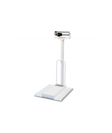 Stationary Mechanical Wheelchair Scale DET485-