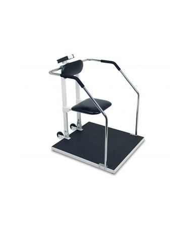 Bariatric Flip-Seat Handrail Scale DET6868