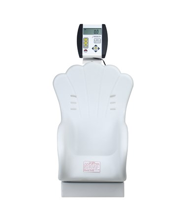 Digital Pediatric Scale with Inclined Chair Seat DET8432-CH