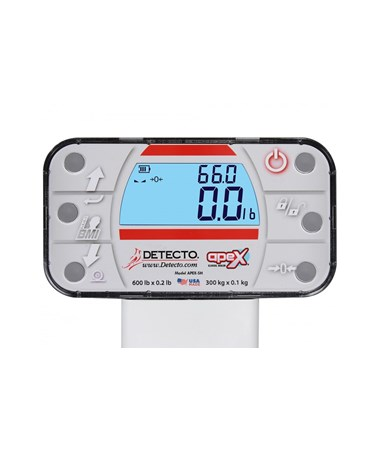 Apex® Digital Clinical Scale DETAPEX- indicator