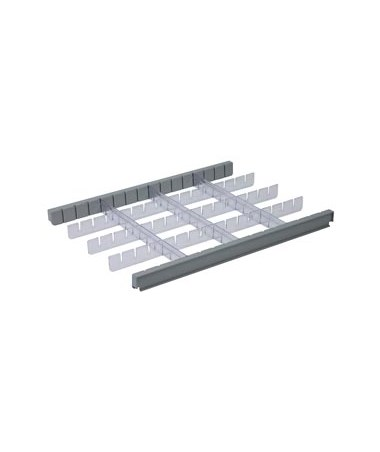 Drawer Divider Set for Rescue Series Medical Carts DETCARCDS3