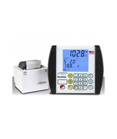 MedVue® with P50 Printer (sold separately)