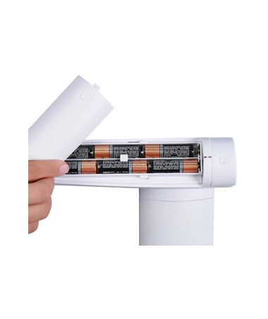 Solo® Digital Scale Batteries Section