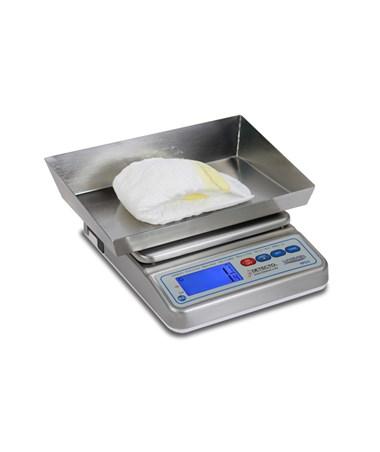 Detecto Wet Diaper Scale - Lap Sponge Scale side