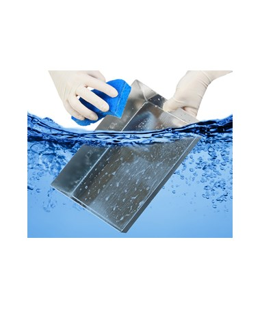 Detecto Wet Diaper Scale - Lap Sponge Scale Removeable Tray