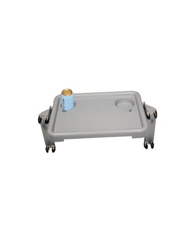 """Drive 10125 Folding Walker Tray with Cup Holders"""