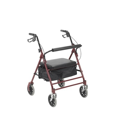 "Bariatric Rollator with 7.5"" Wheels DRI10252BL"