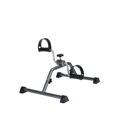 Exercise Peddler with Attractive Silver Vein Finish DRI10270KDRSV-1