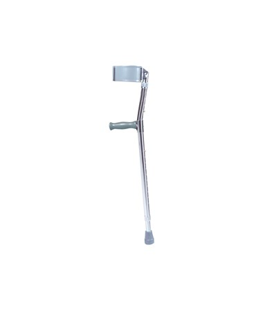 """Drive 10403 Steel Forearm Crutches"""