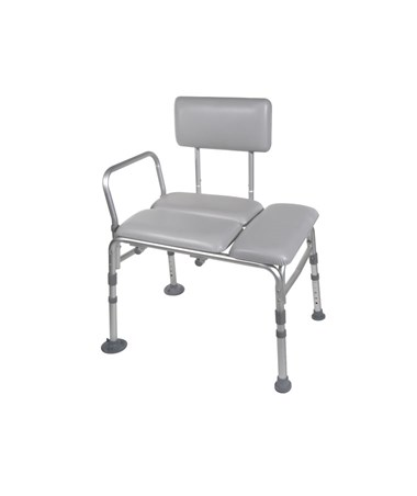 """Drive 12005KD-1 K.D. Padded Transfer Bench"""