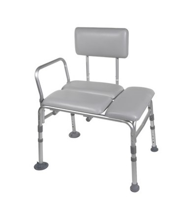 Drive 12005KD-1 Padded Transfer Bench