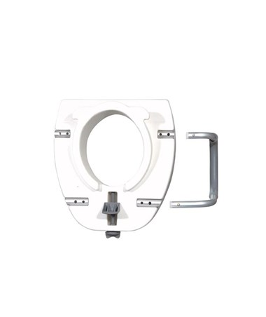 """""""Drive 12013 Regular/Elongated Toilet Seat with Arms"""""""