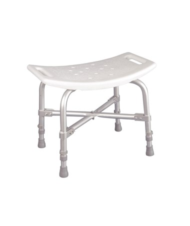 """Drive 12022KD-1 Deluxe Bariatric Bath Bench Without Backrest"""