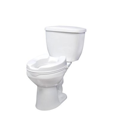Drive 12062 Raised Toilet Seat Without Lid