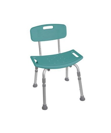 Drive 12202KDRT-1 Deluxe Aluminum Shower Chair