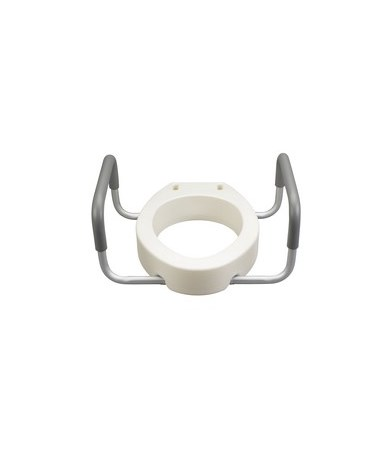 Drive 12402 Premium Raised Toilet Seat