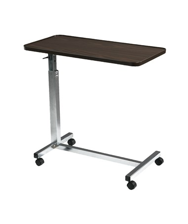 """Drive 13008 Tilt Top Overbed Table"""