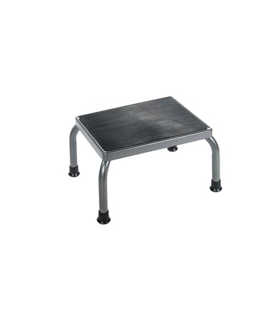 """Drive 13030-1SV Foot Stool, Without Handrail"""