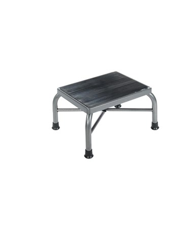 """Drive 13037-1SV Bariatric Foot Stool, Without Handrail"""