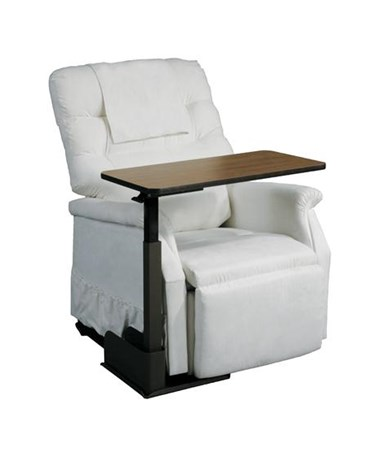 """Drive 13085 Seat Lift Chair Table"""