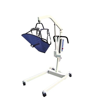 """Drive Bariatric Battery Powered Lift with Six Point Cradle"""