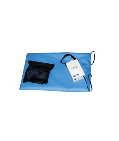 """Drive 13605 Pressure Sensitive Patient Alarm (Chair Size Pad)"""