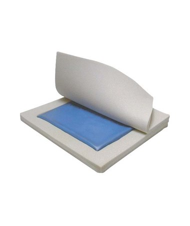 """Drive 14888 General Use Gel ""E"" 2"" Seat Cushion"""
