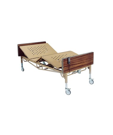 """Drive 15302 Full Electric Bariatric Bed"""