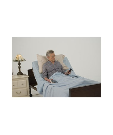 """Drive 15303bv-1hr Full Electric Bariatric Bed"""