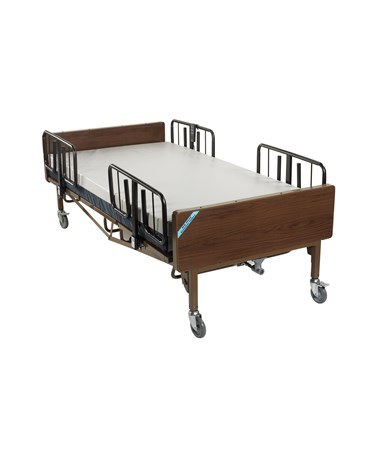 """Drive 15303BV-PKG Full Electric Bariatric Bed"""