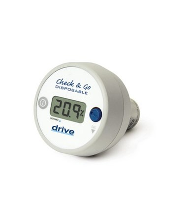 O2 Analyzer with 3 Digit LCD Display DRI18580
