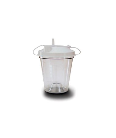 Disposable 800cc Suction Canister DRI610-12B-