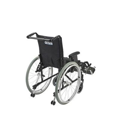 """Drive Cougar Ultra Lightweight Rehab Wheelchair"""
